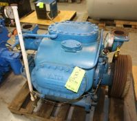 Vilter 6 - Cylinder Reciprocating Ammonia Compressor Head, Size A73B446B, SN 23287, Order No. K59248