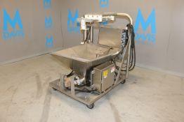 Hinds-Bock S/S Icer, M/N ICER, S/N 1852, with APV 1/2 hp Positive Displacement Pump, M/N R3R, S/N
