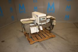 """Goring Kerr Metal Detector, Type DSP2, S/N 59179-3, 110 Volts, 1 Phase, with Aprox. 14"""" W x 5"""" H"""