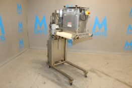 Tiefenthaler Machinery Co. S/S Dry Goods Depositor, with Sterling 1/2 hp S/S Clad Drive, with Aprox.