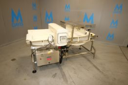 Safeline Metal Detector, M/N SL2000, S/N 26058-01, with 115 Volts, 1 Phase, with Drive, with