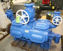 Vilter 16 - Cylinder Reciprocating Ammonia Compressor Head, Size A11B4416B, SN 21056, Order No. D-