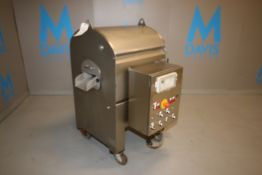 """2012 Le Materiel Pera S/S Sifter, Type PRF600, S/N 105583, with PALL S/S Filter, Aprox. 21"""" L x 3-"""