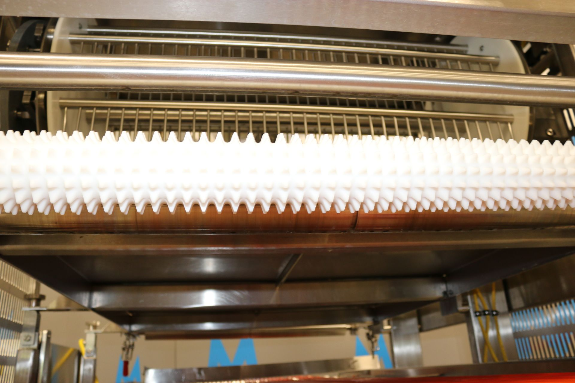 Lot 49 - S/S Pizzamatic Water Fall Applicator, M/N WA 30 Cheese Applicator, S/N 00111, 240 Volts, 3 Phase,