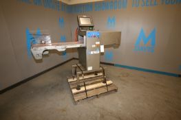 "2011 Novus S/S X-Ray, M/N C3.2-1006-5001, S/N 040811-000, with Control Screen, with Aprox. 15"" W x"
