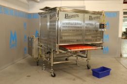 S/S Pizzamatic Water Fall Applicator, M/N WA 30 Cheese Applicator, S/N 00111, 240 Volts, 3 Phase,