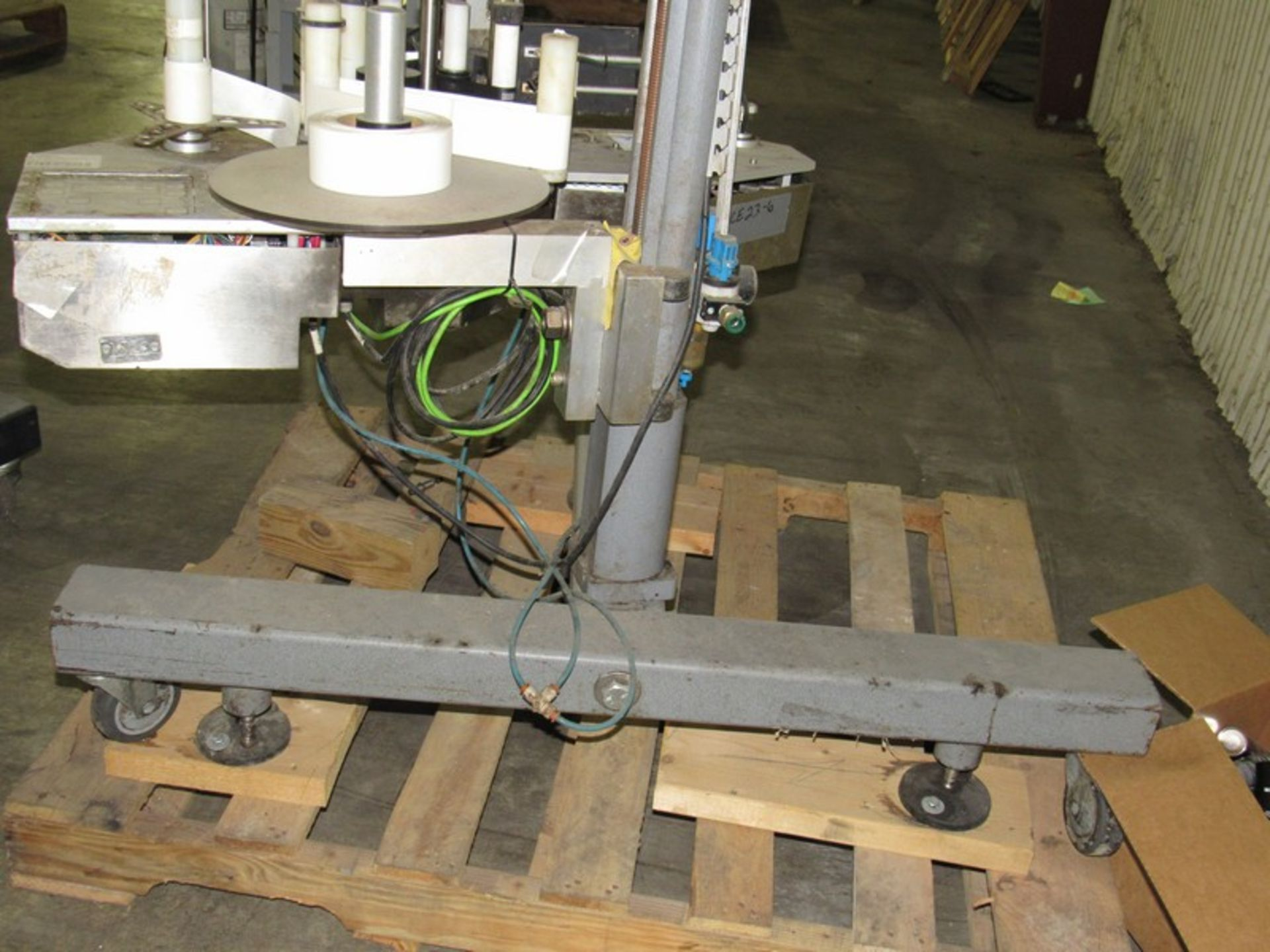 Markem CE Label Printer Applicator for Boxes on Tripod -- - (LOCATED IN IOWA, RIGGING INCLUDED - Image 10 of 10