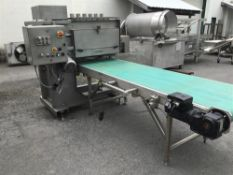 Grote Onion Slicer for Precision Slices, Model FPS-1000, S/N 1125241 with New Slicing Knife Comes