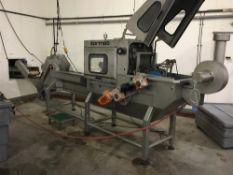 2012 Sormac Onion Peeler, Model 120870/10, S/N USM-S100/12/107 - Options Feed in Hopper, Mounting