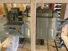 "JC Ford Corn Tortilla Oven, Model T0 1100, S/N T0960103, 230 V, 3 Phase, Dimensions 106"" x 36"" x"