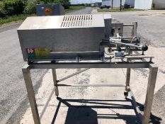 S/S Hanrow Butternut Peeler, S/N BNSP/081210 on Casters - Good Working Conditon(Located Port
