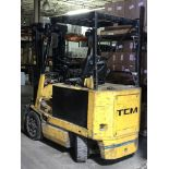TCM Forklift Truck Battery Operated - No Battery (Rigging and loading fees included in the selling