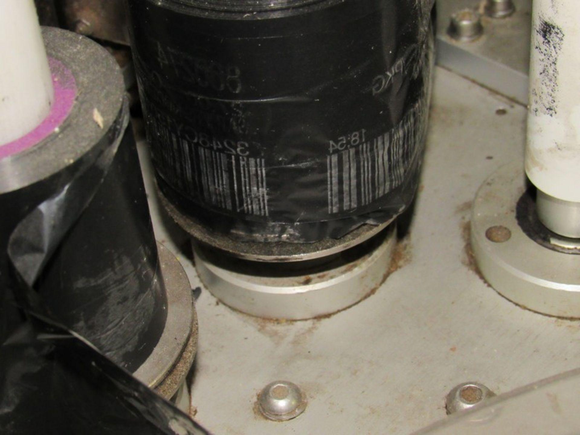 Lot 256 - Markem CE Label Printer Applicator for Boxes on Tripod -- - (LOCATED IN IOWA, RIGGING INCLUDED
