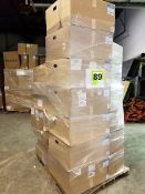 Whole pallet air filters: (38) New filters. Grainger#: 2GGU3(2); 6B643(4); 5E858(2); 5W511(12);