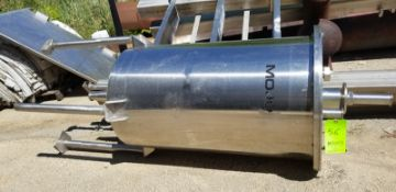 Vertical Ballast Tank 60 gal (Located Elk Grove, IL) (Load/Rig Fee $100.00)