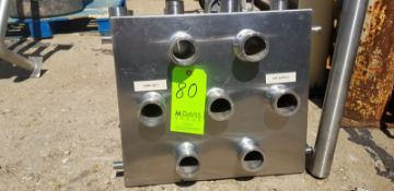 "Flow Plate 2"" (Located Elk Grove Village, IL) (Load/Rig Fee $50.00)"