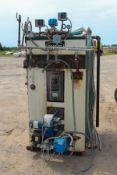 Columbia Power Flame Natural Gas Boiler, Model JR30A-12, S/N 100976048, 600 MBH Min 1260 MBH Max,