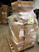 Whole pallet air filters: (49) New filters. Grainger#: 5E845(2); 5W426(2); 5M317(11); 2GHT1;