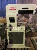 2-Color Tampo Screen Pad Printing Mchine, Semit-Automatic for Promotion Items (Located Miami, FL)