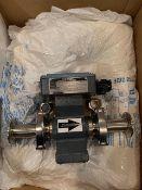 Foxboro 8000A Series Magnetic FlowTube, Model 800MA-SCR-PJGFG7-GV, Ref #13410079, MWP 450 psi @100