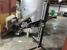 Minnesota Automation Pneumatic Robotic Arm on Tripod base and casters (LOCATED IN IOWA) Free Remova