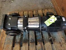 New Water Pump; 10 HP; 230/460V; 3525 RPM; Type: CR 64-1-1A-G-A-E-H00E(Located Dixon, IL) (