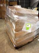 Whole pallet air filters: (50) New filters. Grainger#: 2JVH6(4); 5M421(2); 2JVE7(4); 2JVH6(4);
