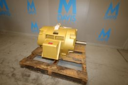 NEW Baldor 150 hp Motor, 1785 RPM, 460 Volts, 3 Phase (IN#70259)(LOCATED AT M. DAVIS GROUP AUCTION