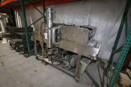 Koppens Batter/Breader, Type EPR600, Machine #: PR600-M-1036, 220 V, 3 Phase, Variable Speed