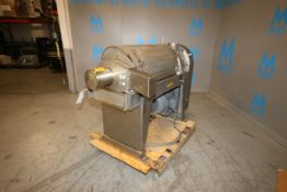 "Brown International Corp. S/S Finisher, M/N 202, S/N 203-224, with Aprox. 14"" Dia. Centrifugal"