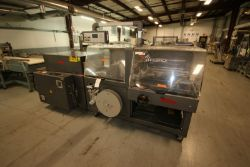 Kallfass Shrink Wrapper, Type UNIVERSA 400 NT, Machine Nr.: M 07.02.28, 208 Volts, 3 Phase, with