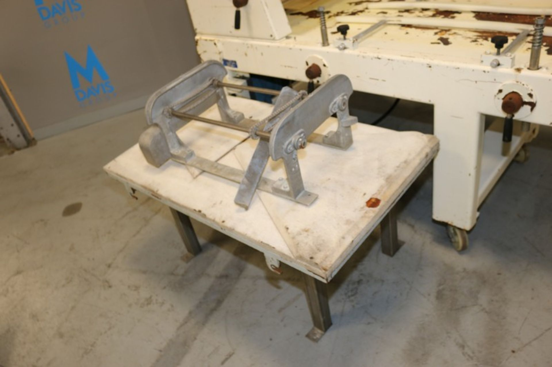 Lot 271 - Adams Equipment Corp. Double Extruder, M/N LR-67,