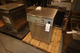 """Miele S/S Dish Washer,Type GG 02, M/N G 7804, S/N 74308705, 208 Volts, Overall Dims.: Aprox. 25"""" L x"""