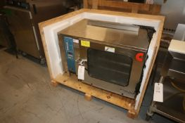 NEW Alto Shaam Combitherm S/S Oven,M/N HUD 6.10, S/N 62566-0998, 208-240 Volts, 3 Phase, Overall