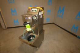 Arcobaleno Pasta Machines 50 lb. Pasta Extruder, Model EX18, S/N 7003, 220V (IN#65954) (LOCATED AT