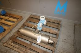 "Endress Hauser S/S Flow Meter, S/N G 6C 5010578, with Aprox. 2"" S/S Clamp Type"