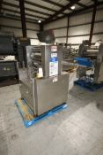 """Rykaart 24"""" W S/S Sheeter, with 5 ft L x 24"""" WBelt Conveyor, S/S Flour Duster, Control Box with ("""