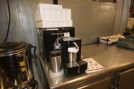 NEW Nespresso Cappuccinatore Cappuccino Machine,with S/S Coffee Thermal & Box (INV#66824) (LOCATED