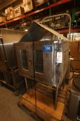 Hobart Double Door S/S Oven,with Internal Racks, Mounted on S/S Legs (IN#69101)(LOCATED AT MDG