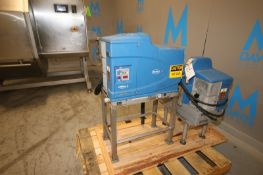 Nordson ProBlue 10 Glue Pot, Mounted on S/S Frame (IN#68091)(Located at the MDG Auction Showroom