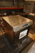 """Hobart LXI Series S/S Dishwasher,M/N LXIC, S/N 23-1098-907, Overall Dims.: Aprox. 29"""" L x 24"""" W x"""
