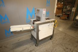 """Cinelli 2-Lane Dough Molder,M/N CG 182, S/N 000H-774, 115 Volts, 1 Phase, with Aprox. 8-1/2"""" W"""