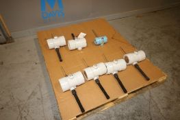 vMonitor Pressure Sensors, M/N ISENS-T, with (1) LG Pressure Sensor, M/N MMR101-B6R1B (INV#70923) (