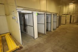 Panimatic 9-Door Proofer System (NOTE: Missing Some Doors & Parts--See Photographs) (LOCATED IN