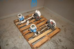 "Endress+Hauser Flow Meter, M/N PROMAG H, S/N H2010F160000, with Aprox. 2"" Clamp Type Inlet/Outlet,"