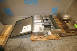S/S Solonoid Control Panel, with Associated Valves & Contents (IN#68781)(LOCATED AT MDG AUCTION