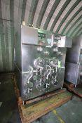 St. Regis 2-Barrel S/S Ice Cream Freezer, S/N KRM240-3102, with Gauges and Valves,