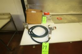 Pneumatic Wizzard Knife, with PowerSeal Sealer (Located on 1st Floor--McKees Rocks, PA) (Rigging,