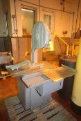 Biro S/S Band Saw, M/N 333, S/N 13279 (NOTE: Missing Blade & Potentially Other Parts--See