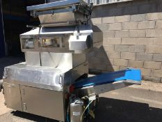 Rheon V4 Stress Free Dough Sheeter (Laminator) Please call 412-521-5751 if you would like to inspect
